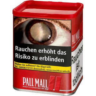 Pall Mall Red L 50g