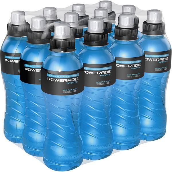Powerade Mountain Blau 12x0,5L