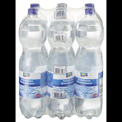 Aro Mineralwasser Classic 6x1,5L