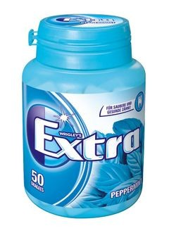 Wrigley´s Extra Peppermint 50 Dragees