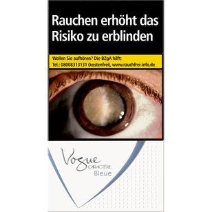 Vogue Caractère Bleue OP 7,00€