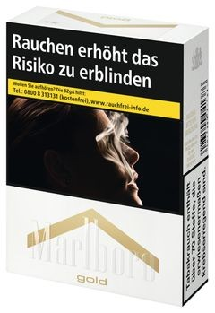 Marlboro Gold L- Box 7,00€