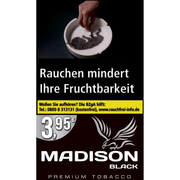 Madison Black 10x30g 3,95€