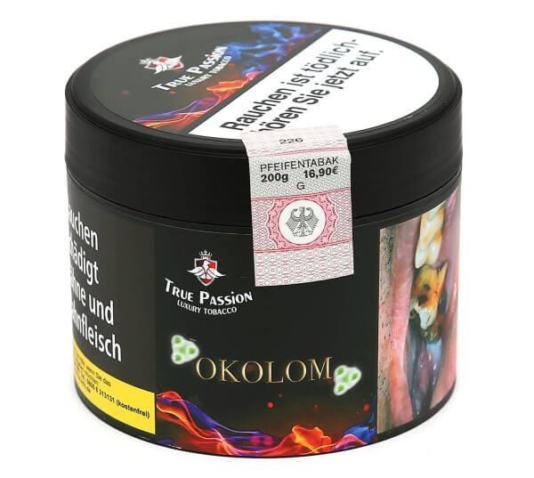 True Passion Okolom Classic 200g