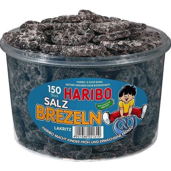 Haribo Salzbrezel 1x150