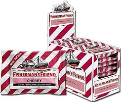Fisherman´s Friend Cherry o.z. 1x24
