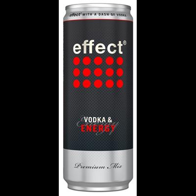 Three Sixty Vodka % Effect 10% Vol. 12x0,33L