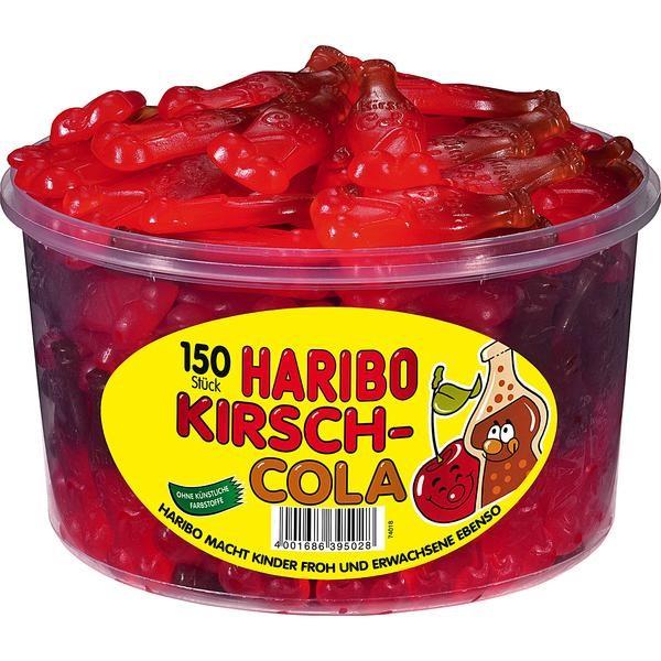 Haribo Kirsch Cola 1x150