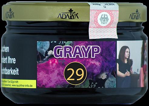 Adalya Grayp 200g (29)