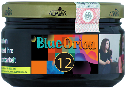 Adalya Blue Orion 200g (12)