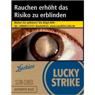 Lucky Strike Authentic Blue XXL