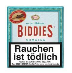 Biddies Sumatra 100% 10x10 7,95€