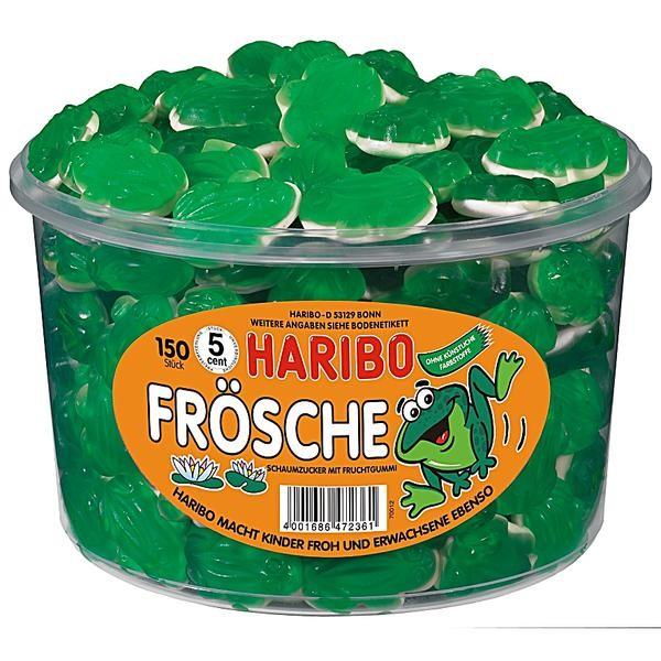 Haribo Frösche 1x150