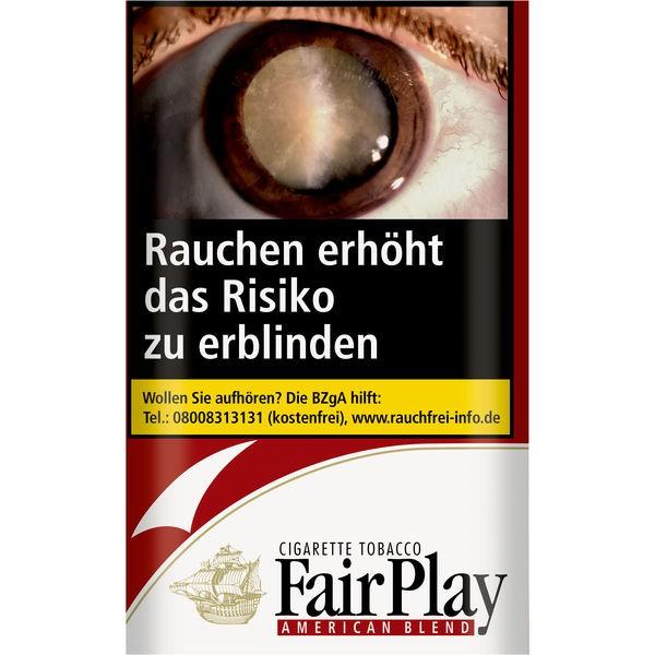 Fair Play Am. Blend 10x30g 3,95€