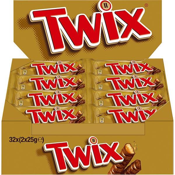 Twix 32x50g