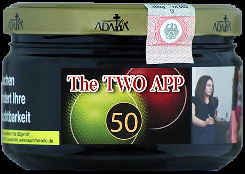 Adalya The Two App 200g (50)