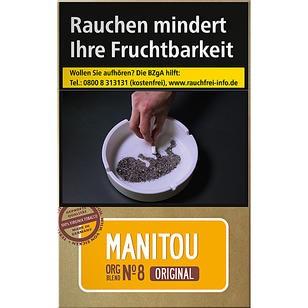 Manitou Organic Blend No.8 Gold OP