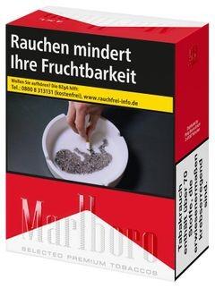 Marlboro Red 4 XL OP Box 12,00€
