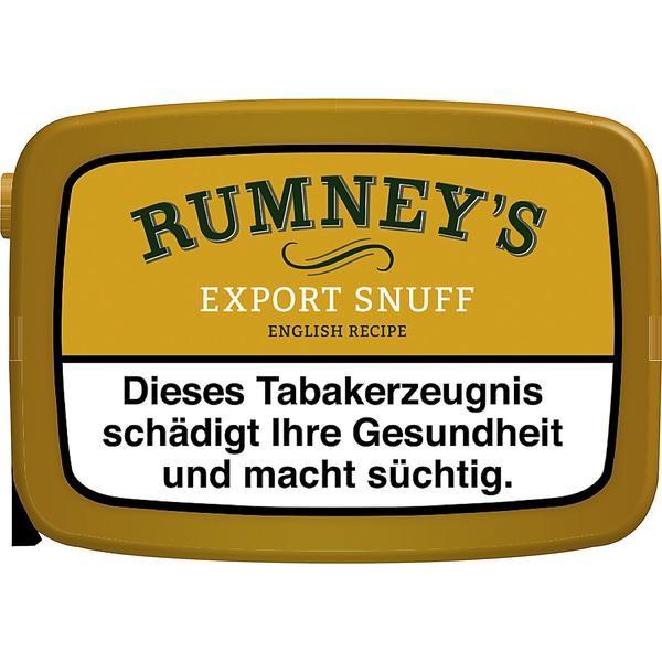 Rumney's Export 10x10g