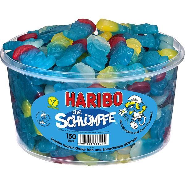 Haribo Schlümpfe 1x150