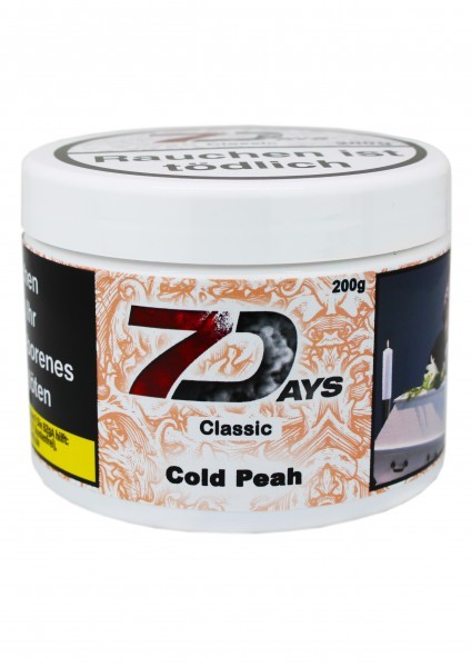 7Days Classic - Cold Peah - 200g