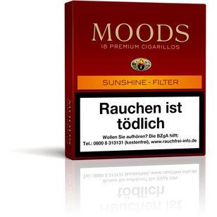 DA Moods Sunshine Filter 10x18