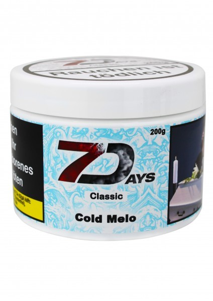 7Days Classic - Cold Melo - 200g