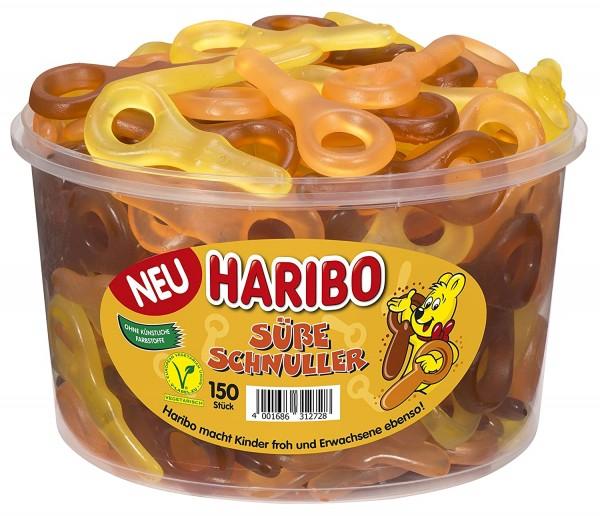 Haribo Süsse Schnuller 1x150