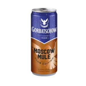 Gorbatschow Moscow Mule 10% Vol. 0,33L
