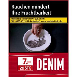 Denim Red XXL 7,50