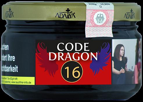 Adalya CODE DRAGON 200g