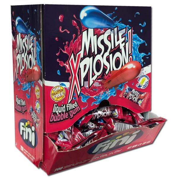 Fini Missile Explosion 1x200