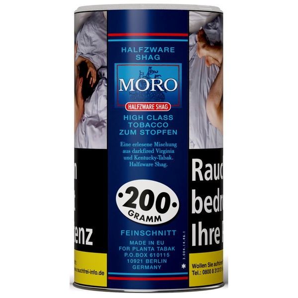 Moro Blue 200g