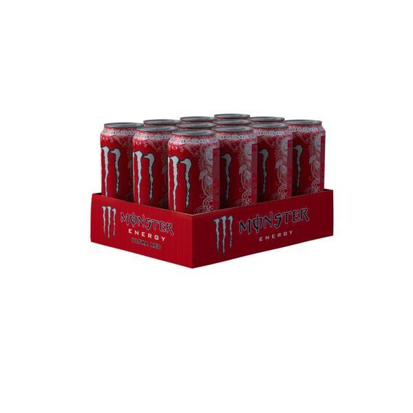 Monster Energy Ultra Red 12x0,5L
