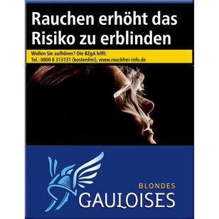 Gauloises Blondes Blau Euro 12€
