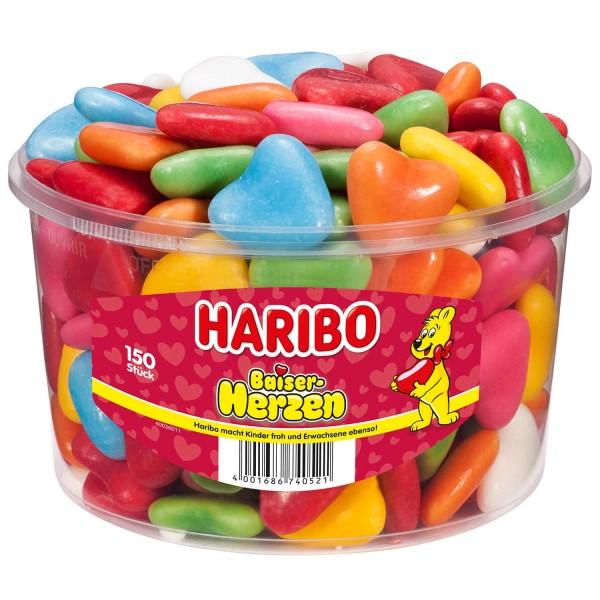 Haribo Baiser Herzen 1x150