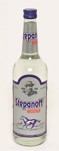 Bücher Stephanoff Wodka 37,5% Vol. 0,7L
