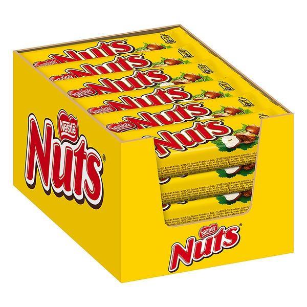 Nuts 1x24