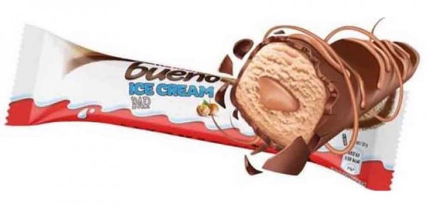 Langnese Kinder Bueno Ice Cream Bar 1x24