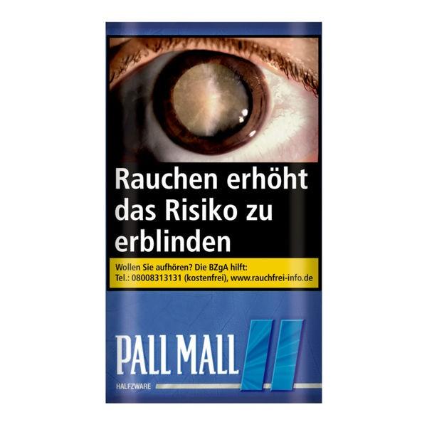 Pall Mall Halfzware Tobacco 6x30g 5,00€