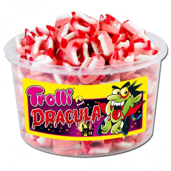 Trolli Mini Dracula 1x150