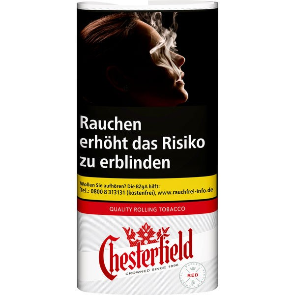 Chesterfield Classic Red 5x30g