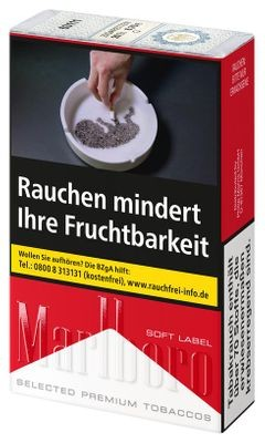 Marlboro Red Soft Label OP Soft 7,00€