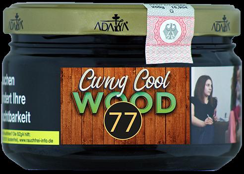 Adalya CWNG COOL WOOD 200g