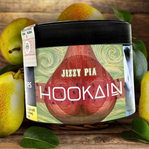 Hookain Jizzy Pia 200g