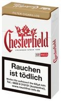 Chesterfield Red Cigarillos 10x17er 2,50€