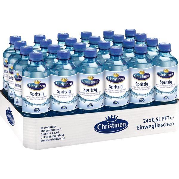 Christinen Mineralwasser 24x0,5l