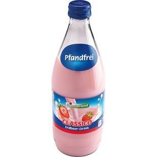 Münsterland Milch- Drink- Erdbeere 12x0,5L