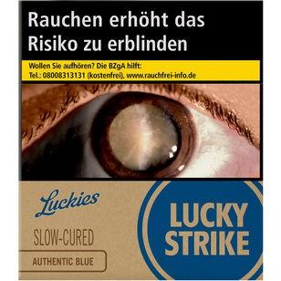 Lucky Strike Authentic Blue Giga