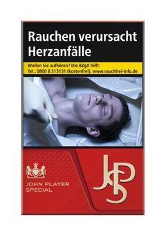 JPS Red Euro 6,60€